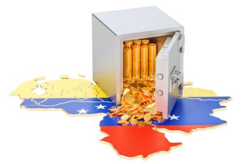 Thị trường vàng: Ngân hàng Venezuela bán ra lượng vàng cực lớn 1