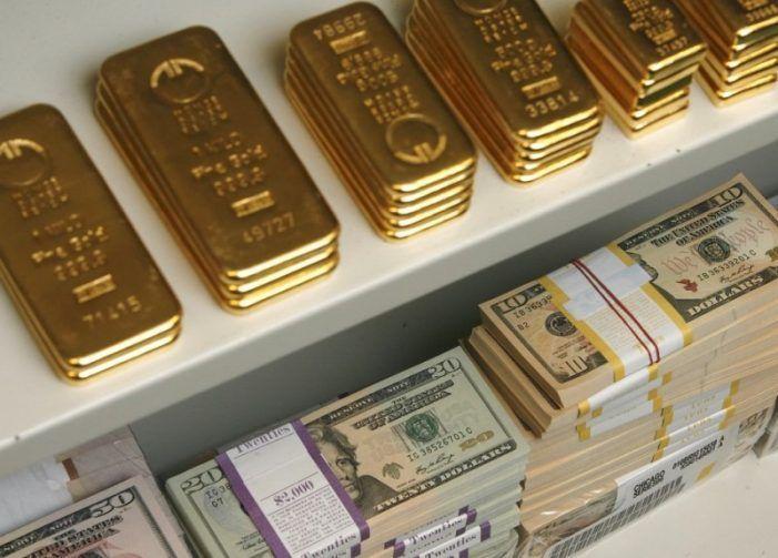 Thị trường vàng: Giá vàng tuần này sẽ nở hoa hay bế tắc 1