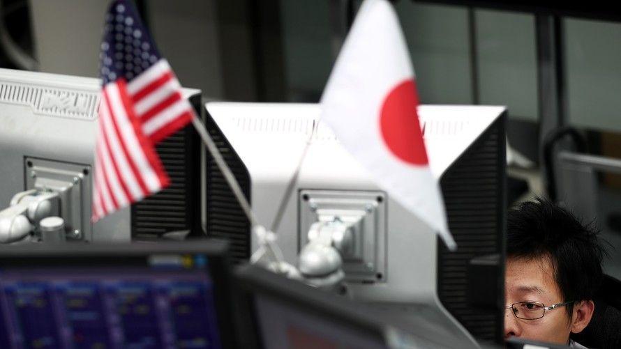 Thị trường forex: Tại sao cặp USD/JPY lại dễ bị bán tháo 1