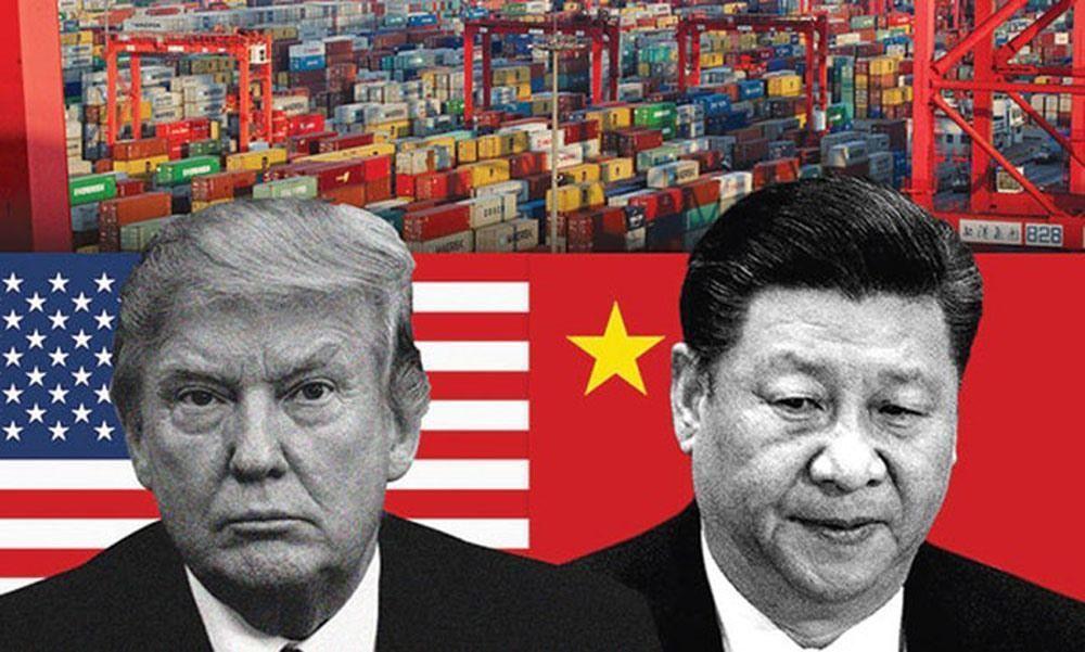 Chiến tranh thương mại Mỹ Trung Quốc