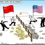 Mỹ cáo buộc Trung Quốc thao túng tiền tệ, căng thẳng thương mại leo thang 1
