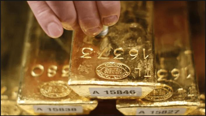 Giá vàng được dự đoán sẽ vượt ngưỡng $1500