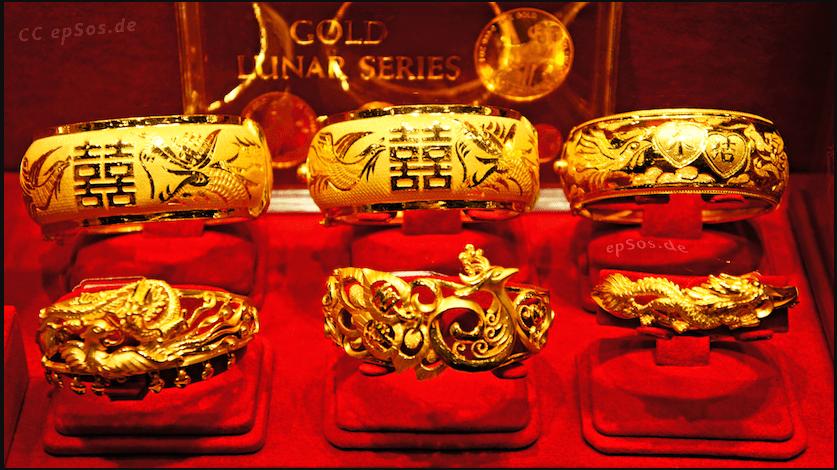 Trung Quốc đang có động thái nới lỏng quy định nhập khẩu vàng 2