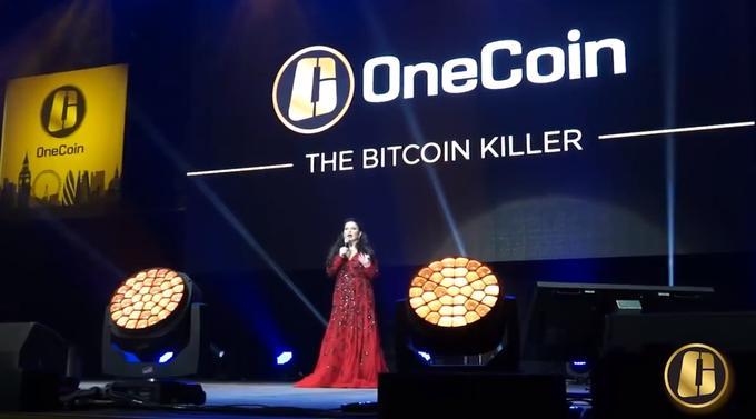 Lễ ra mắt OneCoin