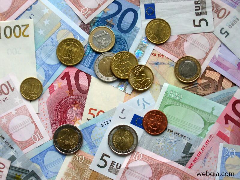 Euro là đồng tiền chung của Liên minh tiền tệ châu Âu