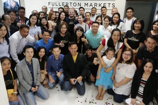 Các thành viên của Fullerton Markets