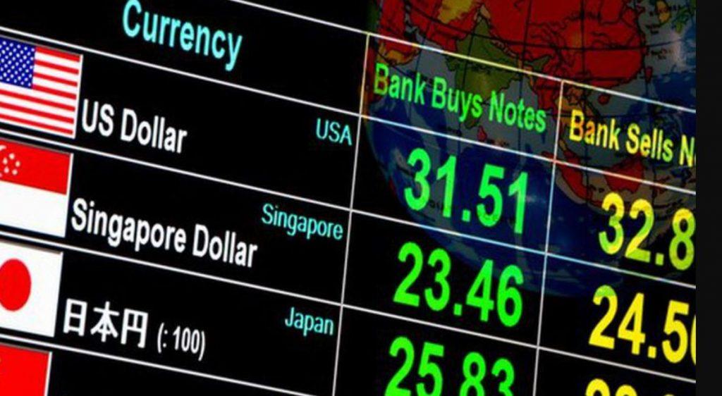 Thị trường forex ở Việt Nam