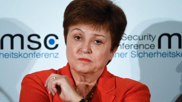 Giám đốc điều hành IMF, bà Kristalina Georgieva