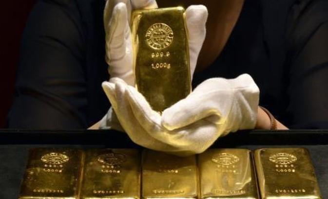 Giá vàng đã tăng cao vào thứ Sáu ngày 12 tháng 6 mới đây