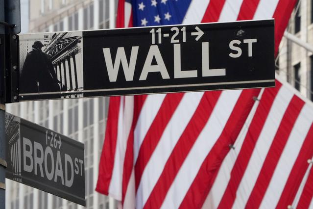 Cổ phiếu Mỹ mở thấp hơn do các khoản xóa nợ của ngân hàng lớn
