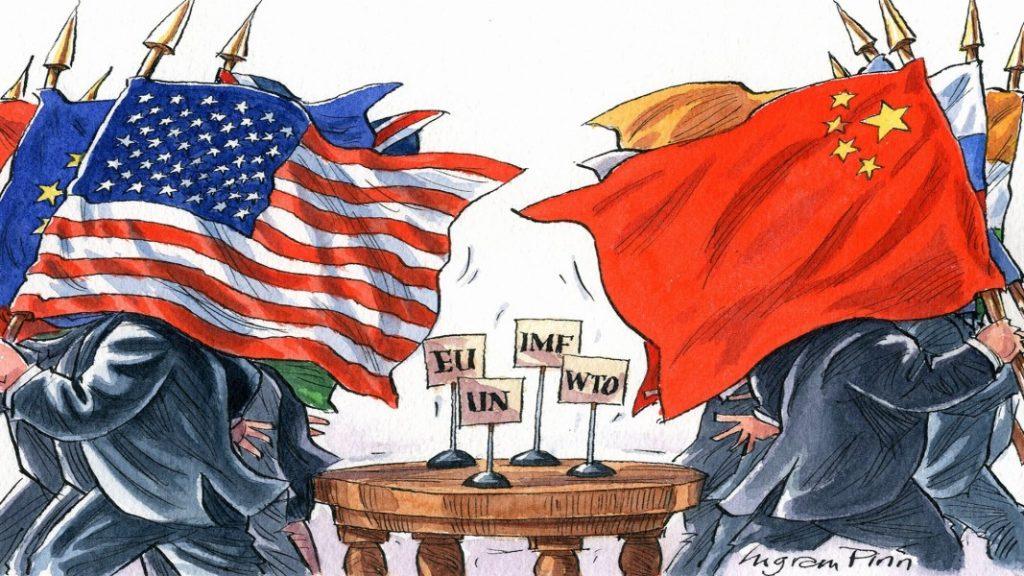 USD tradewar