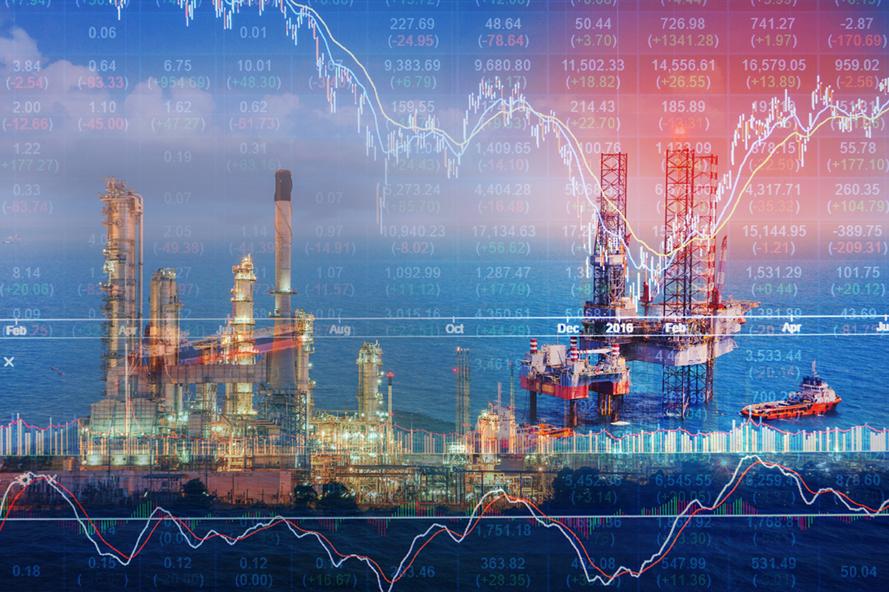 chứng khoán dầu