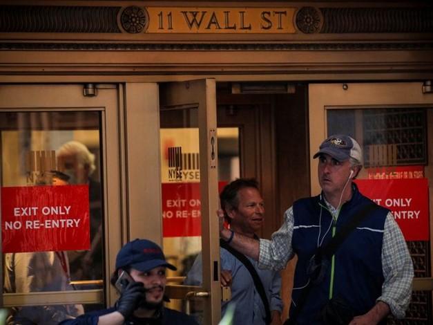 Cổ phiếu Phố Wall tăng điểm nhờ các dấu hiệu phục hồi kinh tế