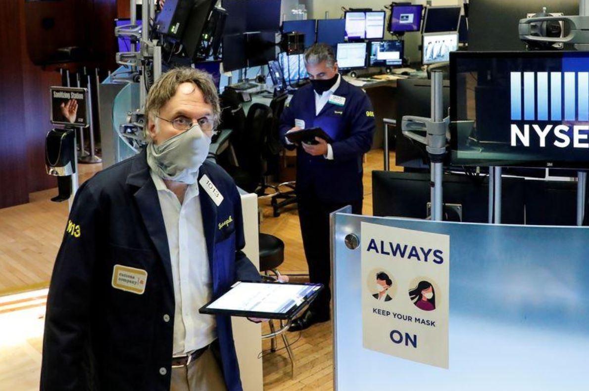 Số ca nhiễm mới virus corona đang ảnh hưởng rất lớn tới thị trường cổ phiếu