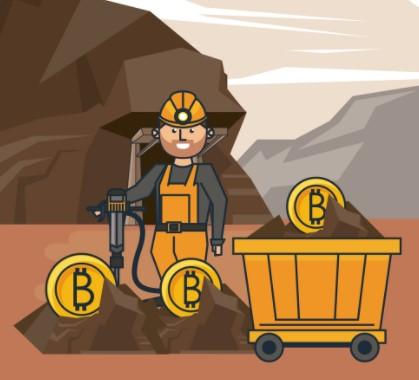 Bạn có thể khai thác bitcoin thông qua bitcoin mining