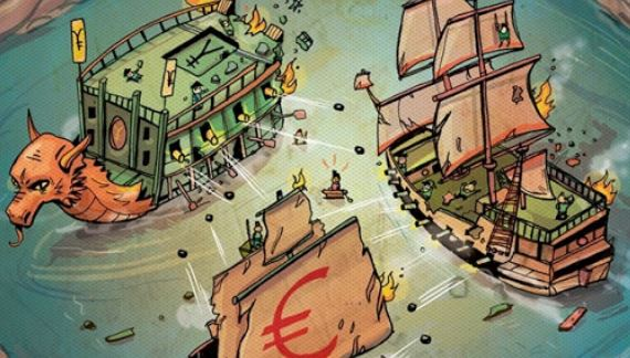 Chiến tranh tiền tệ là gì? Bối cảnh diễn ra chiến tranh tiền tệ?