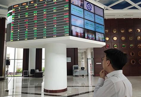 Sở Giao dịch Chứng khoán Thành phố Hồ Chí Minh được thành lập tháng 7/2000