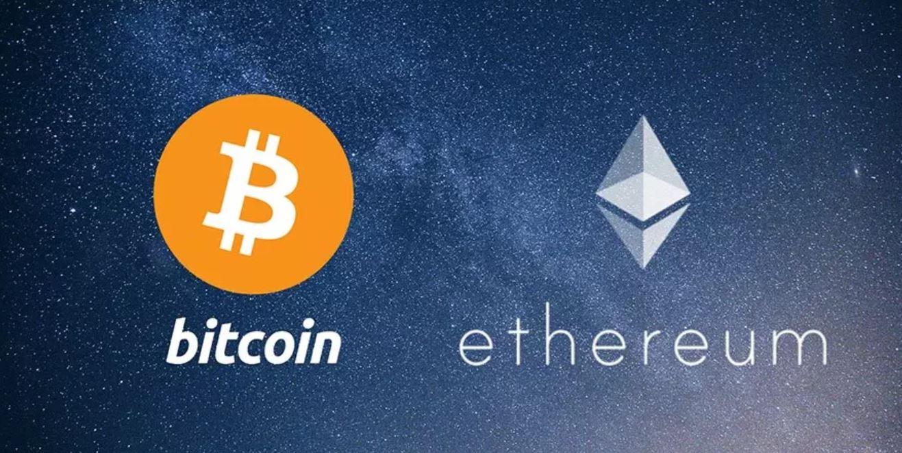 so sanh giua bitcoin va ethereum