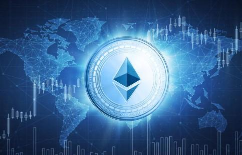 Ether (ETH) là đồng tiền mã hóa trong mạng lưới của Ethereum