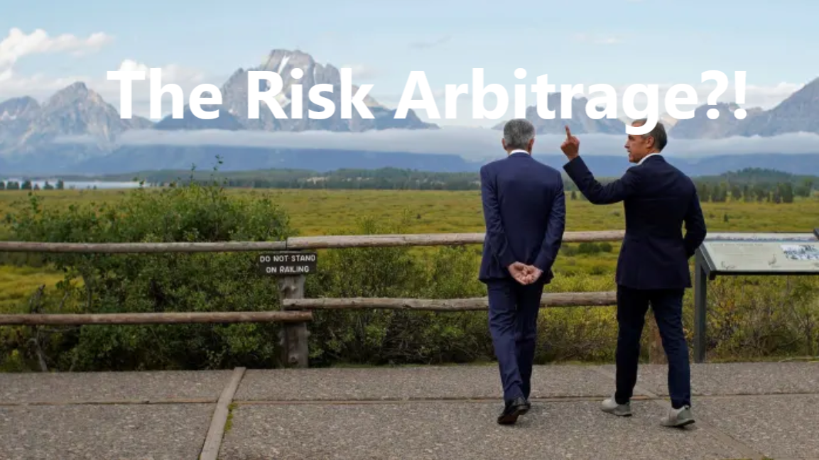 The Risk Arbitrage