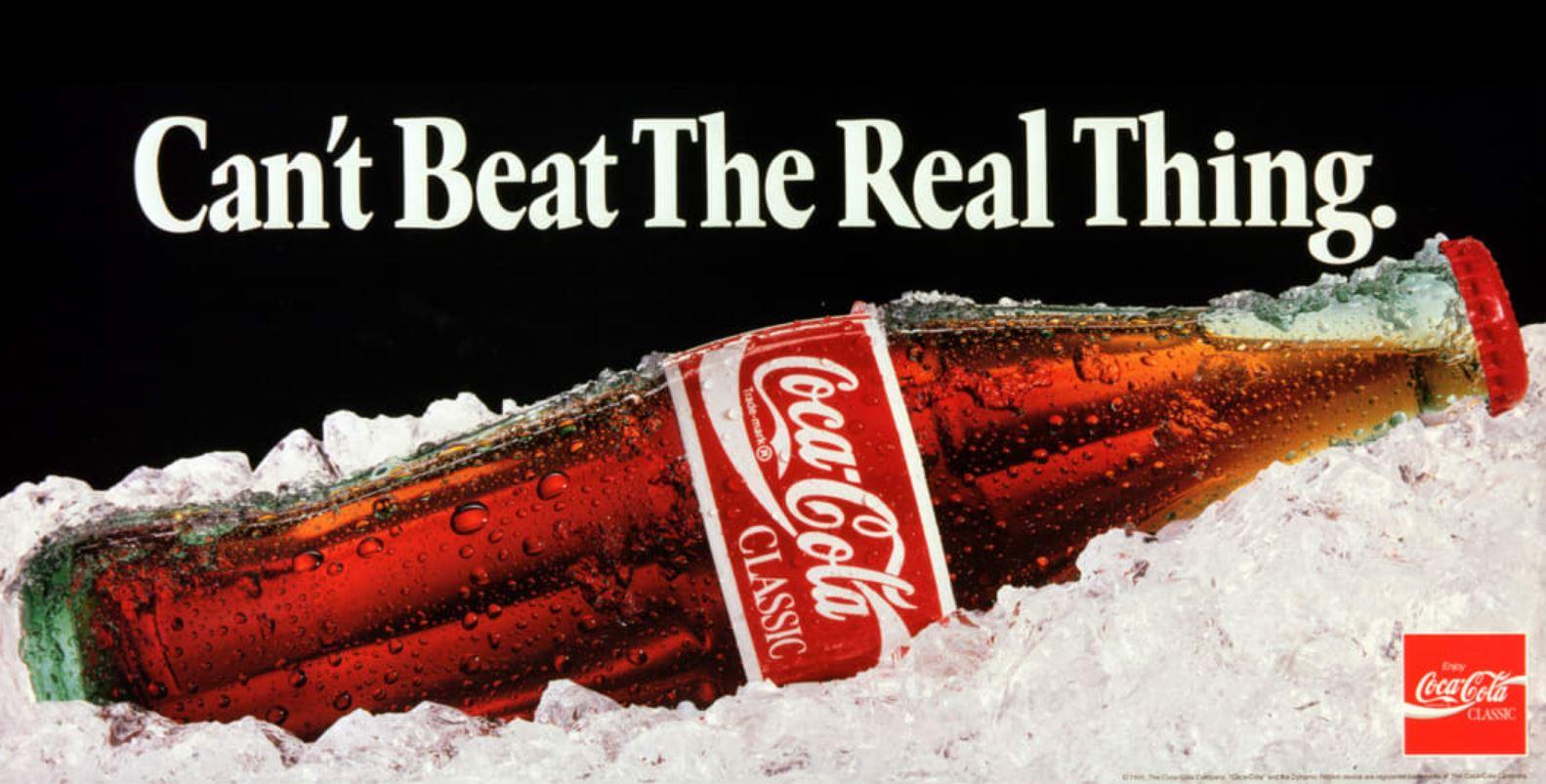 Co phieu Coca Cola