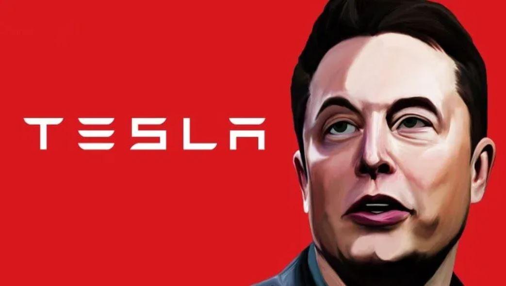 Co phieu Tesla