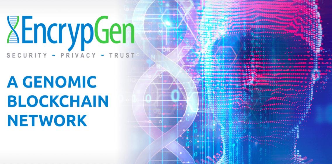 Smart contract - encrypGen