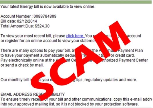 Lừa đảo qua Email là hình thức scam cực kỳ phổ biến