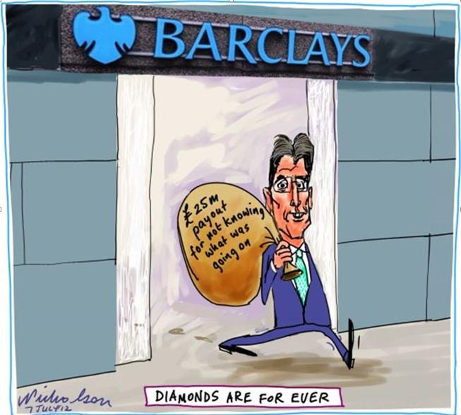 Hoạt động của Barclays trong lĩnh vực tiền điện tử