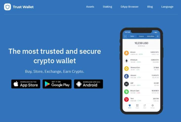 Ví Trust Wallet có an toàn không?