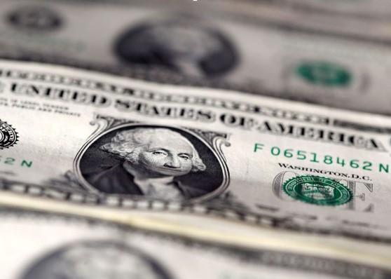 Đồng USD đã tăng trở lại từ mức thấp nhất trong 3 tuần