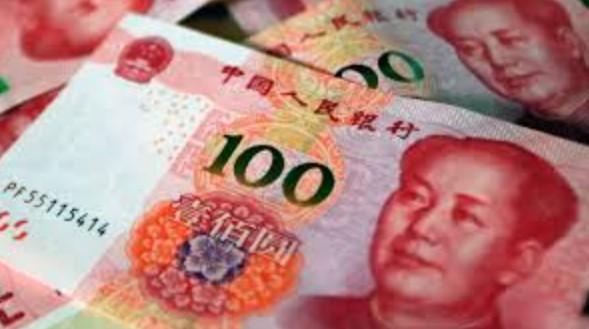 CNY trượt giá sau khi Trung Quốc ấn định tỷ giá trung tâm thấp hơn