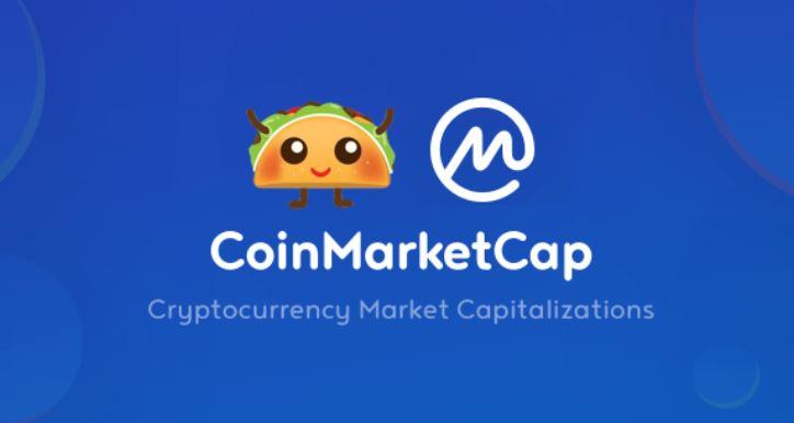 Coinmarketcap là website cung cấp tin tức về các đồng tiền điện tử hàng đầu thế giới