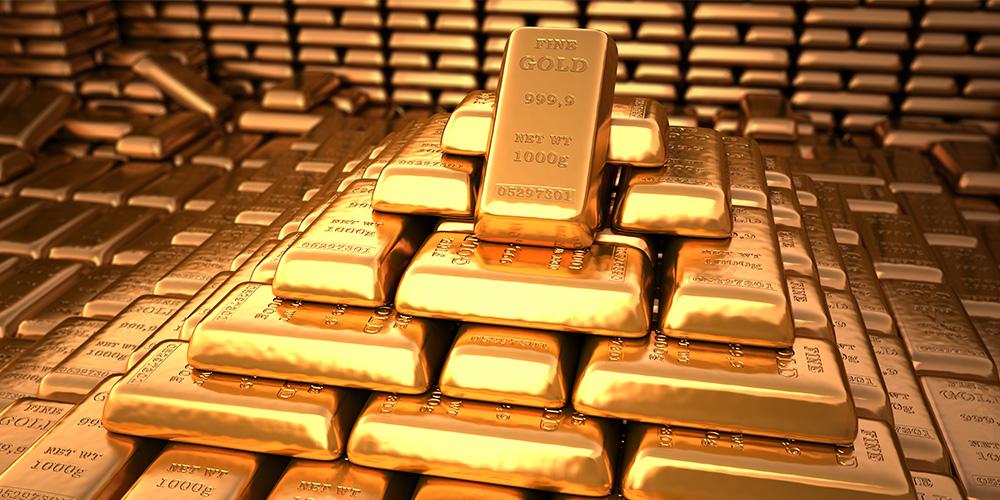 Tích trữ vàng
