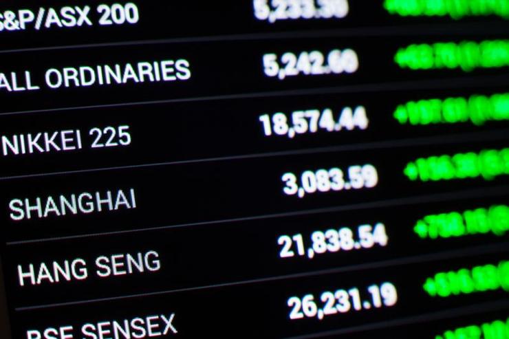 Thị trường chứng khoán châu Á 2021