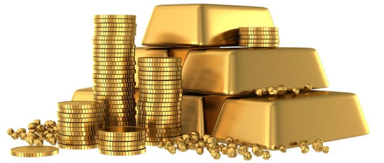 Thuyết âm mưu về việc thao túng giá vàng