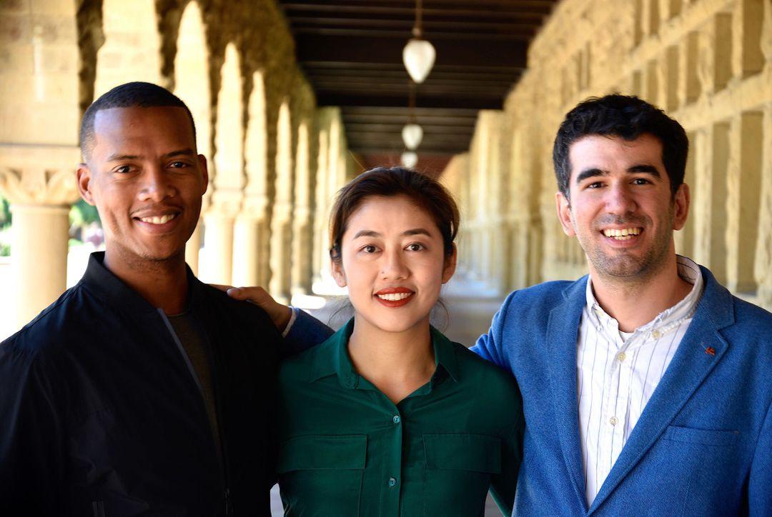 Nhóm sáng lập viên tới từ Stanford của Pi