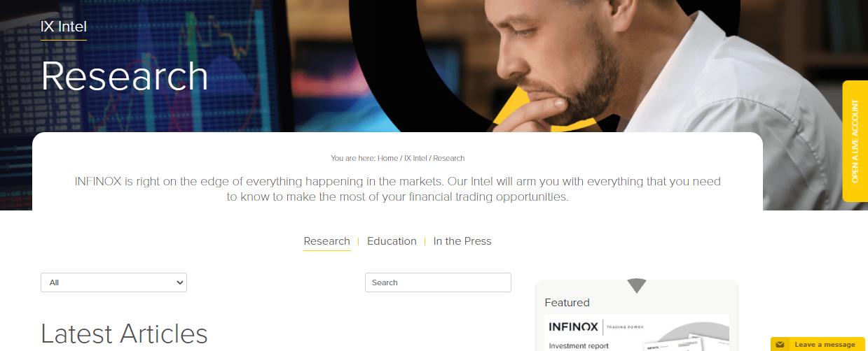 Chức năng giúp các traders cập nhật thông tin nhanh nhất!