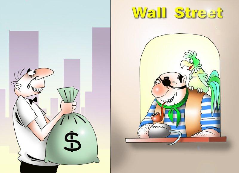 Các nhà đầu tư đang quay lại  Wall Street