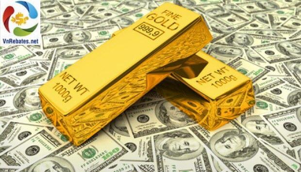mối quan hệ giữa giá vàng và usd