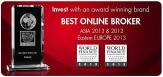 HotForex nhận hai giải thưởng từ Word Finance magazine