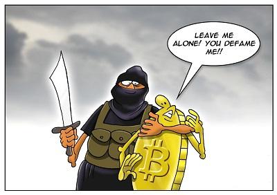 Châu Âu đàn áp Bitcoin do liên quan đến chủ nghĩa khủng bố