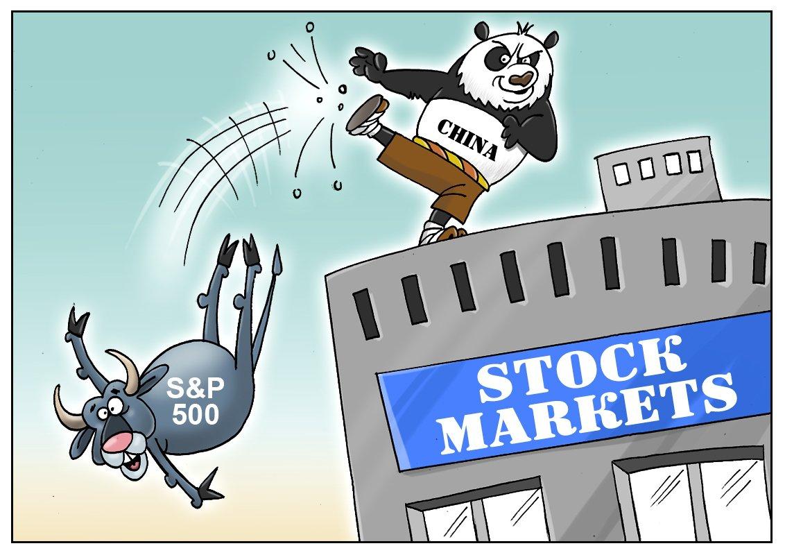 Tin tức forex: Thị trường Mỹ và Trung Quốc gắn liền với nhau?