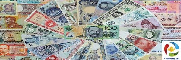 Những cặp tiền dưới đây cùng với những cách kết hợp khác như EUR/JPY, GBP/JPY và EUR/GBP, chiếm 95% hoạt động đầu tư ngoại hối