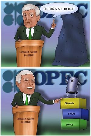 Chủ tịch OPEC dự báo giá dầu tăng