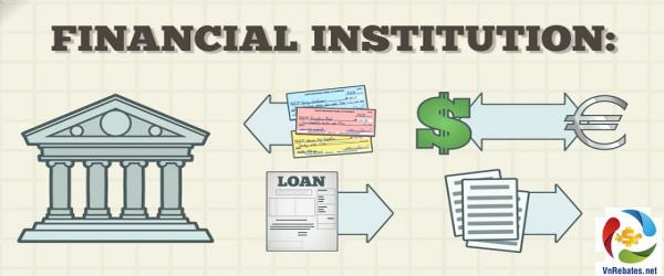 Một định chế tài chính là một tổ chức tiến hành các giao dịch tài chính như đầu tư, cho vay và nhận tiền gửi