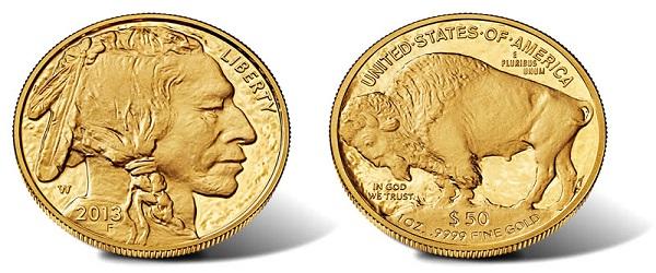 Đồng tiền vàng Buffalo được xem như một cách đầu tư vàng hiệu quả và an toàn nhất