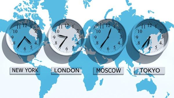 Bật mí giờ giao dịch Forex tốt nhất khi bạn ở châu Á 1