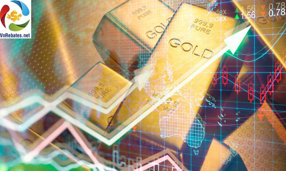Biểu đồ giá vàng trực tuyến