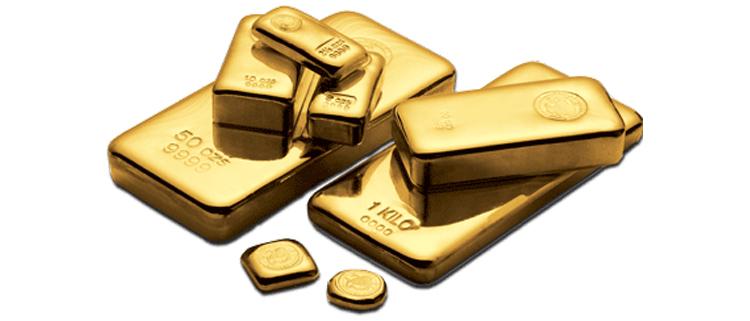 Vàng thỏi hoặc vàng nén